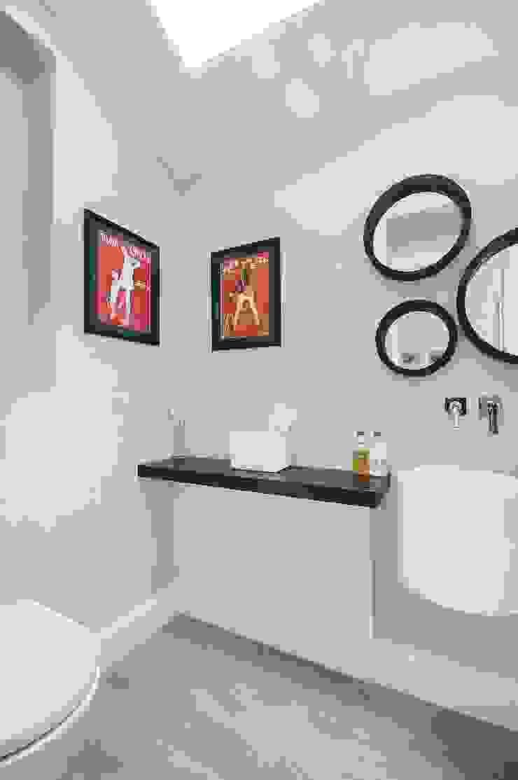 Fulham 2 MDSX Contractors Ltd Ванна кімната