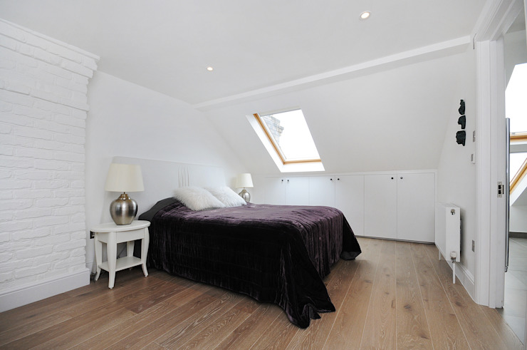 Fulham 2 Modern style bedroom by MDSX Contractors Ltd Modern
