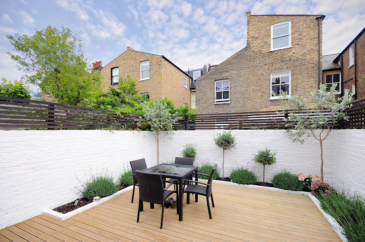 Fulham 2 Modern style gardens by MDSX Contractors Ltd Modern
