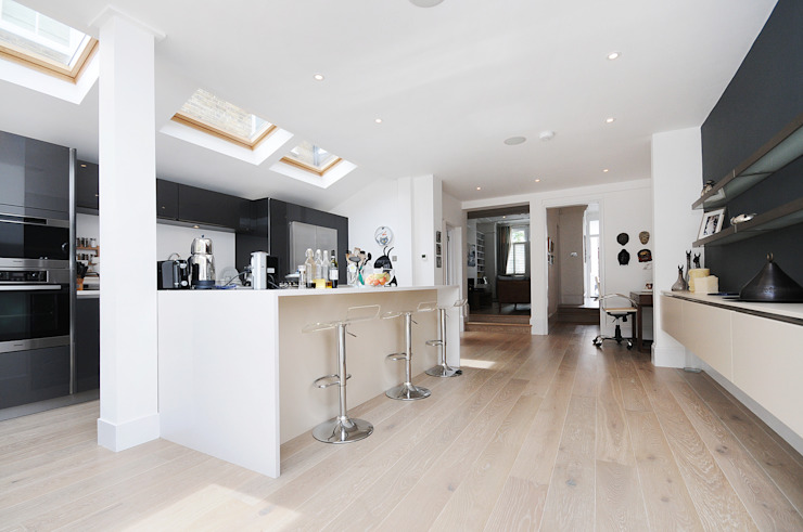 Fulham 2 by MDSX Contractors Ltd Modern