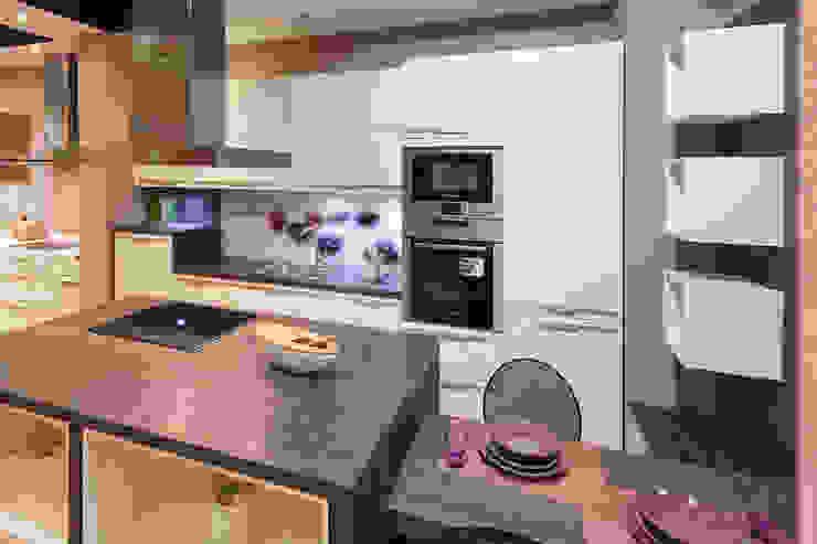 Nhà bếp theo Cocinas Rio, Tối giản