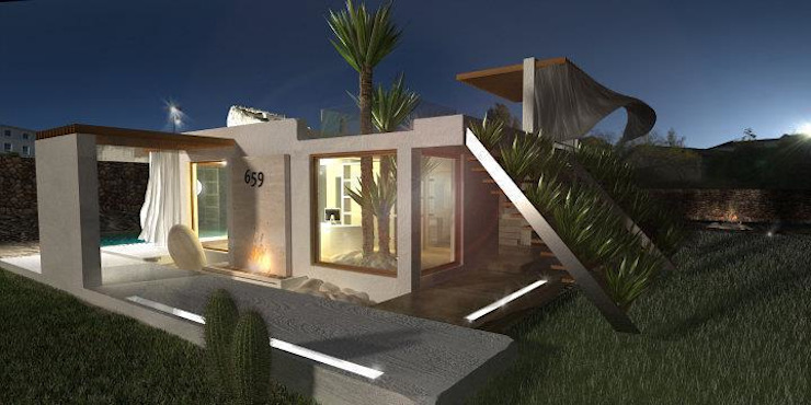 Rumah Modern Oleh maurococco.it Modern