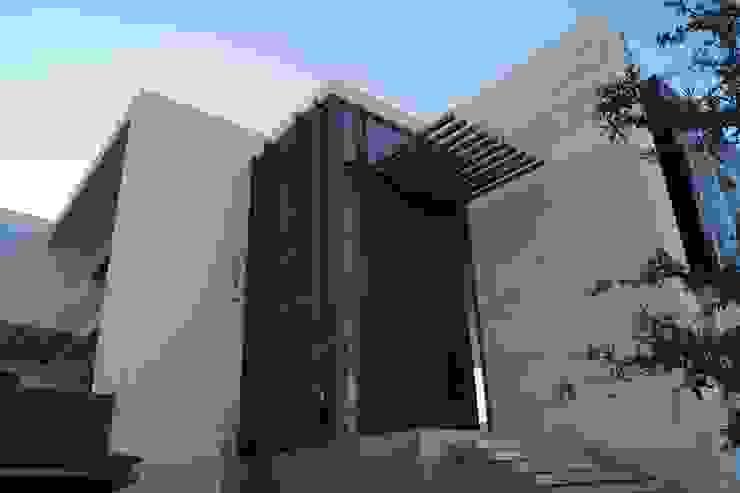 Ingreso Casas modernas de Metrik Studio Moderno