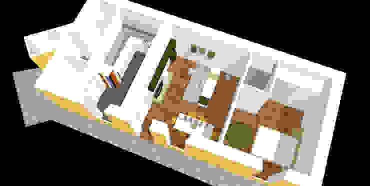 modern  von Serena Barison Architetto, Modern