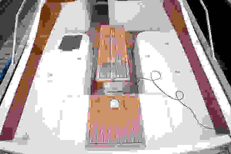 Yacht zum Verkauf - vorher Klassische Yachten & Jets von Münchner home staging Agentur GESCHKA Klassisch