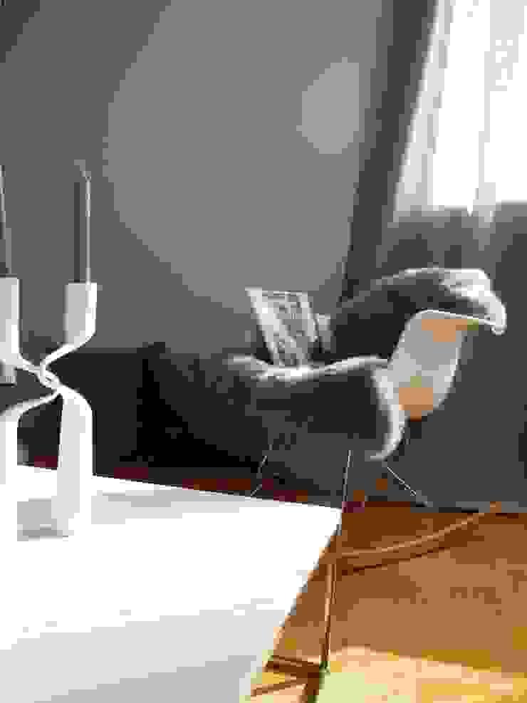 Münchner home staging Agentur GESCHKA의 스칸디나비아 사람 , 북유럽