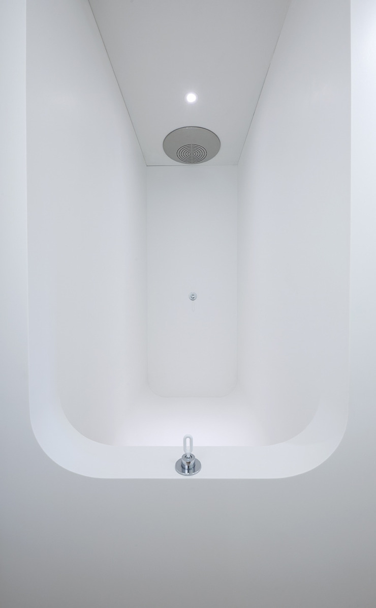 Casa Micheli di Simone Micheli Architectural Hero Moderno