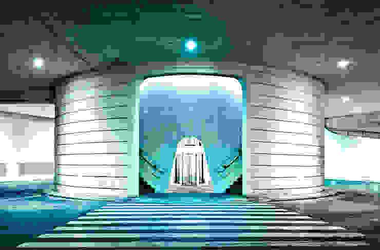 Salones de eventos de estilo moderno de Philip Gunkel Photographie Moderno