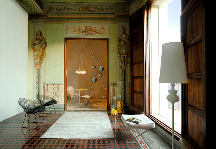 Vicalhome Puertas y ventanas de estilo colonial de Quino Prades Colonial