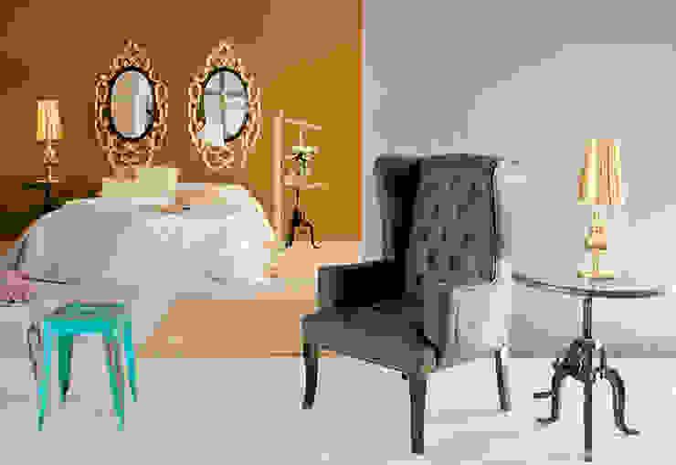 Vicalhome Dormitorios de estilo clásico de Quino Prades Clásico