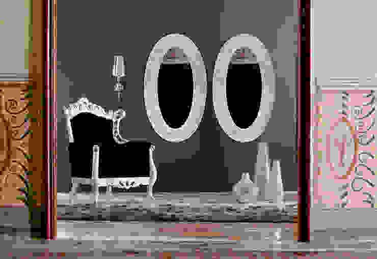 Vicalhome Salones de estilo clásico de Quino Prades Clásico