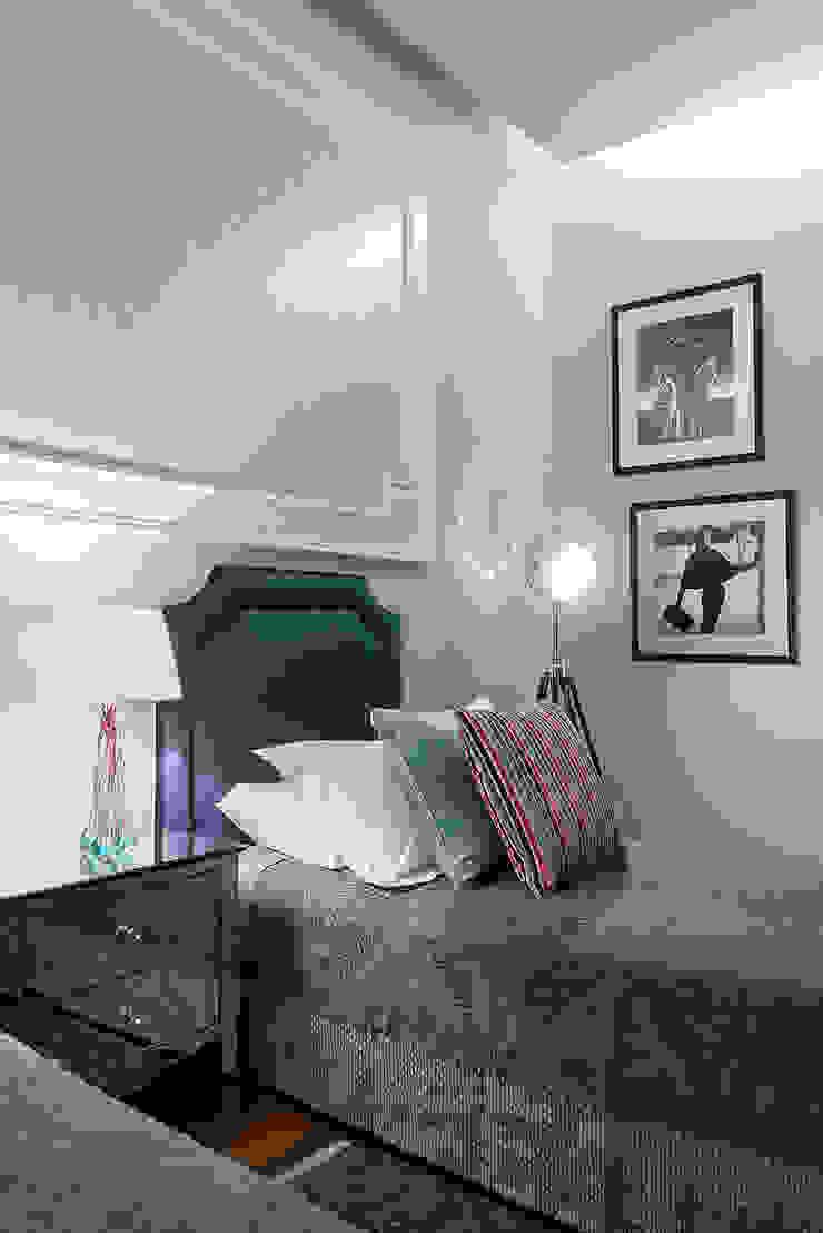 Slaapkamer van Cota Cero Interiorismo