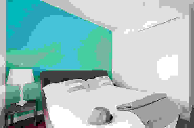 VIVIENDA EN RUZAFA (VALENCIA) Dormitorios de Cota Cero Interiorismo