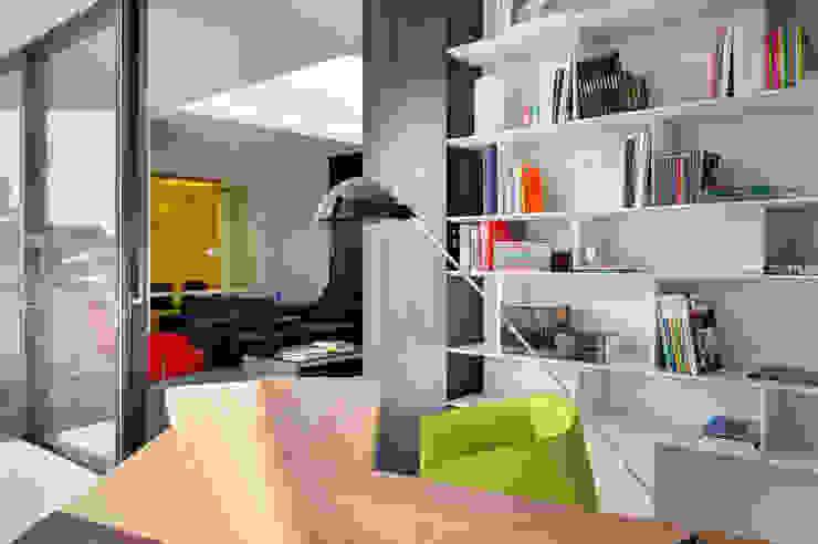 Casa Nervi Studio di Buratti + Battiston Architects