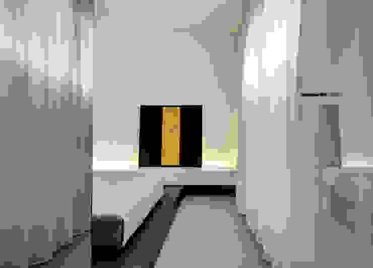 Casa Nervi Camera da letto di Buratti + Battiston Architects