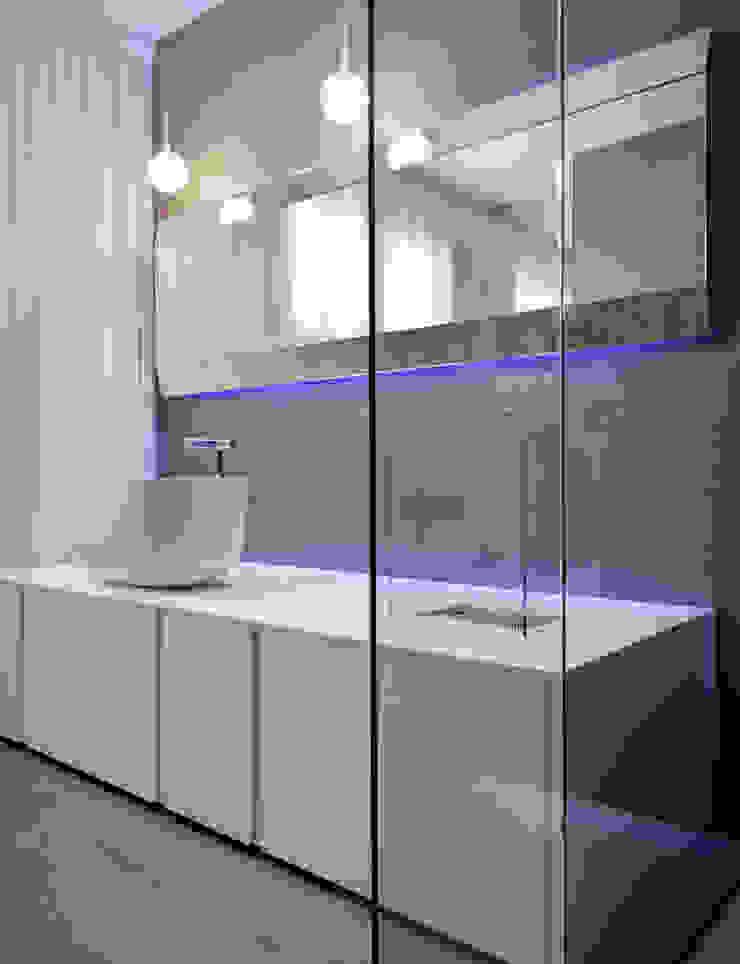 Casa Nervi Bagno di Buratti + Battiston Architects