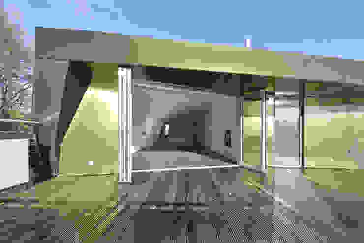 and8 Architekten Aisslinger + Bracht 露臺