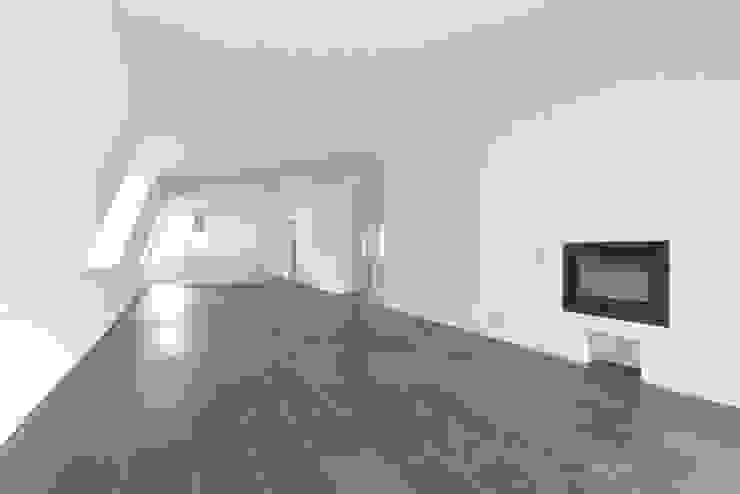 and8 Architekten Aisslinger + Bracht Eklektik Oturma Odası
