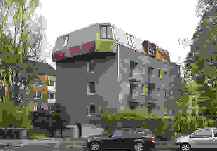 and8 Architekten Aisslinger + Bracht Eklektik Evler
