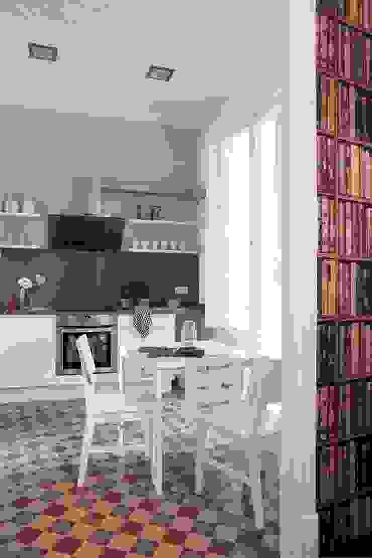 Scandinavische keukens van Home Deco Decoración Scandinavisch