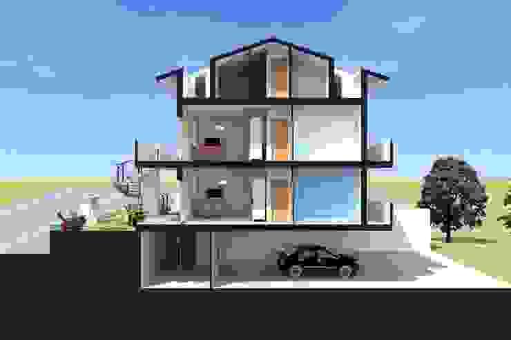 Holiday apartments—Sardinia by Marco D'Andrea Architettura Interior Design