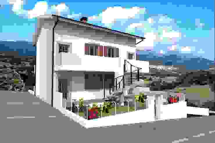 Holiday apartments - Sardinia by Marco D'Andrea Architettura Interior Design