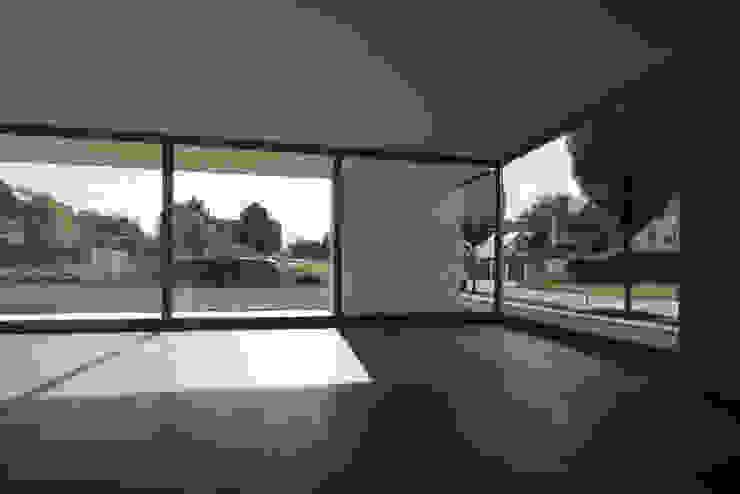 wohnen Moderne Wohnzimmer von architekturbüro axel baudendistel Modern