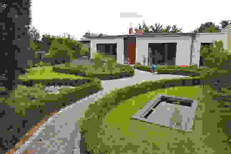 Casas modernas de zymara und loitzenbauer architekten bda Moderno