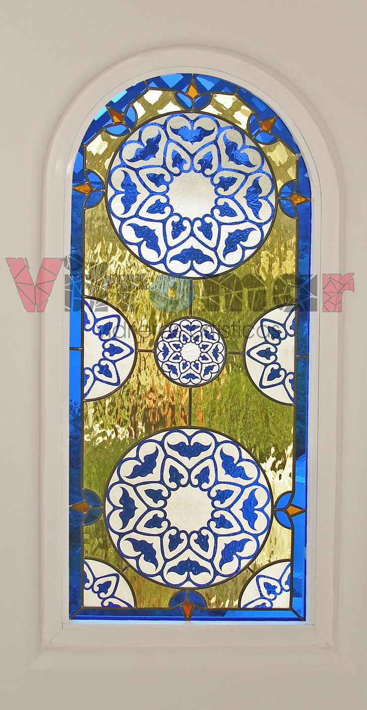 Vitromar Vidrieras Artísticas Windows & doors Doors