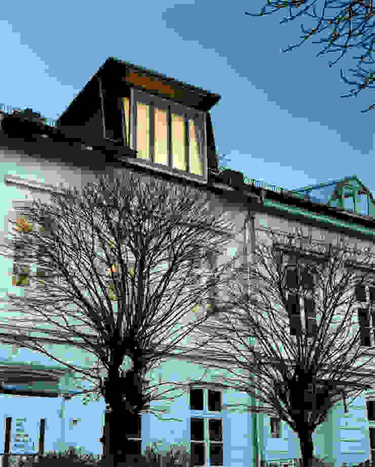 Scandinavian style houses by and8 Architekten Aisslinger + Bracht Scandinavian