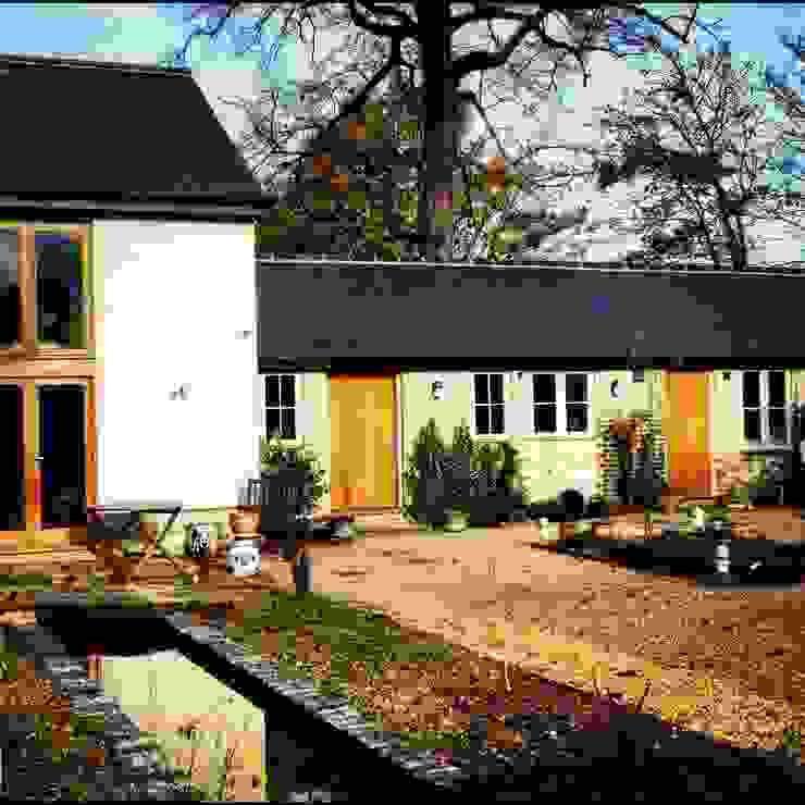 The Grove, Cambridgeshire Landelijke huizen van MCMM Architettura Landelijk