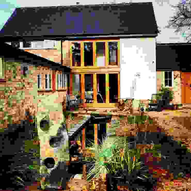 BARN CONVERSION|The Grove, Cambridgeshire UK Landelijke huizen van MCMM Architettura Landelijk