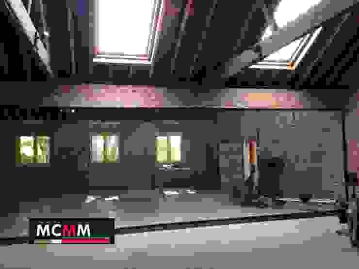 PRIVATE SPA & FITNESS STUDIO|Norfolk, UK Fitness campestres por MCMM Architettura Campestre