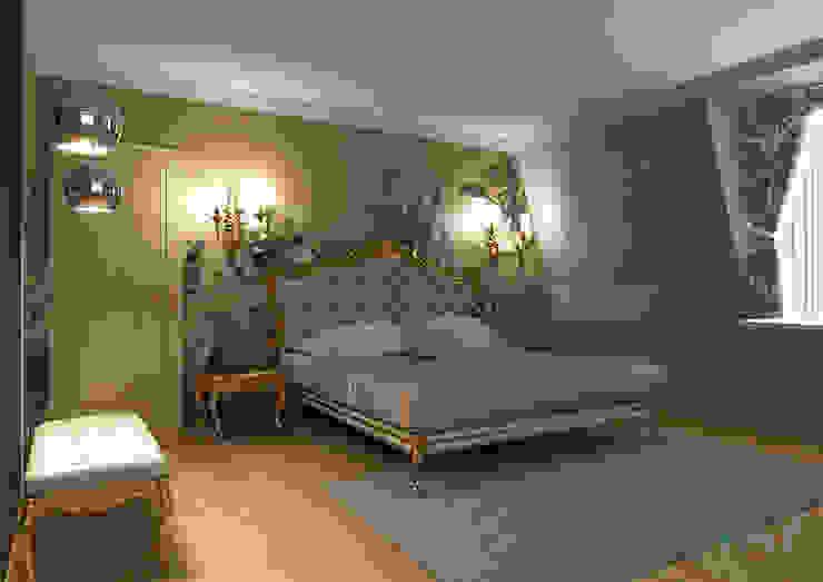 Dormitorios clásicos de homify Clásico