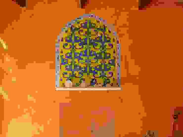 Koloniale balkons, veranda's en terrassen van Illusionen mit Farbe Koloniaal