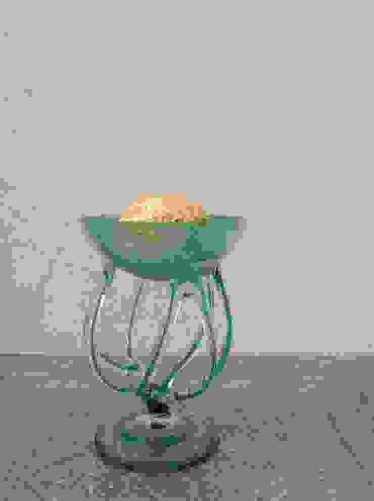 Glas mit Gold von Illusionen mit Farbe Landhaus