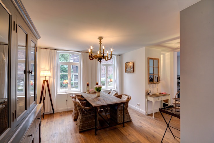 Country style dining room by Lichters Living Country