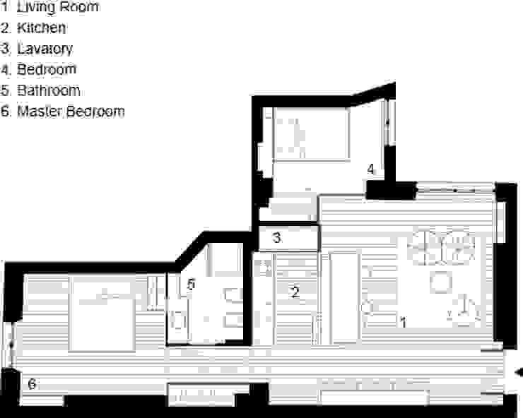 THE TRUE WOLF WEARS HIS FUR INSIDE Marcante-Testa Home design ideas