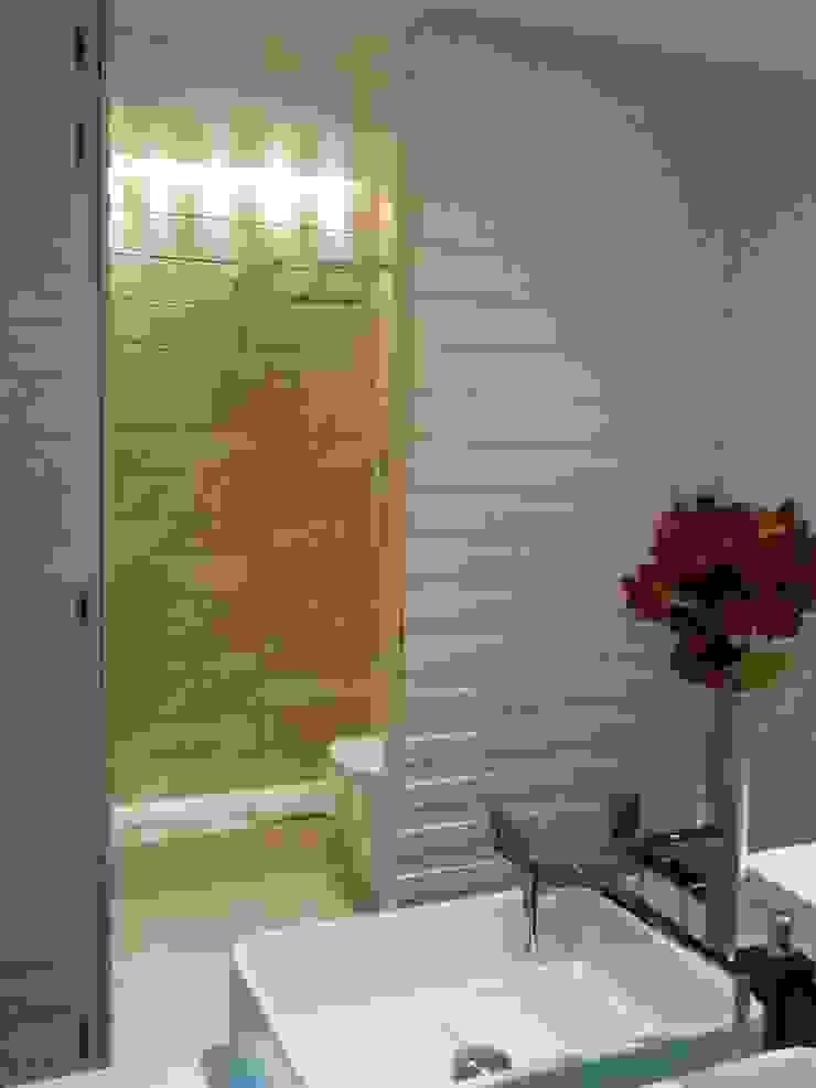 Banheiros por mariella paciolla architetto