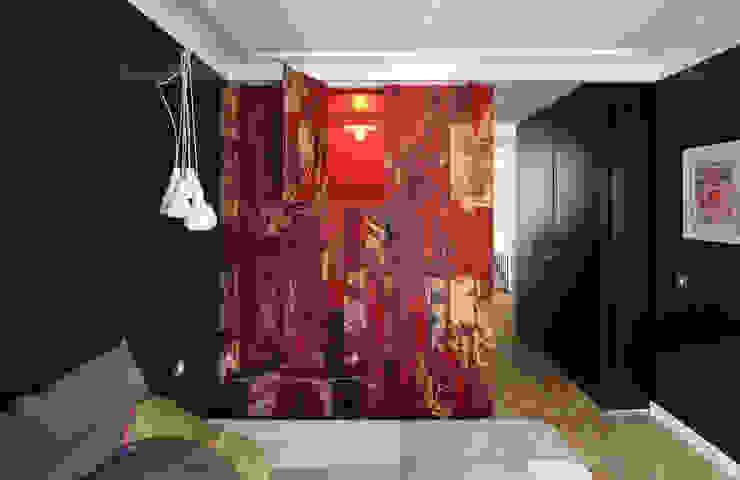 THE TRUE WOLF WEARS HIS FUR INSIDE Marcante-Testa Bedroom design ideas