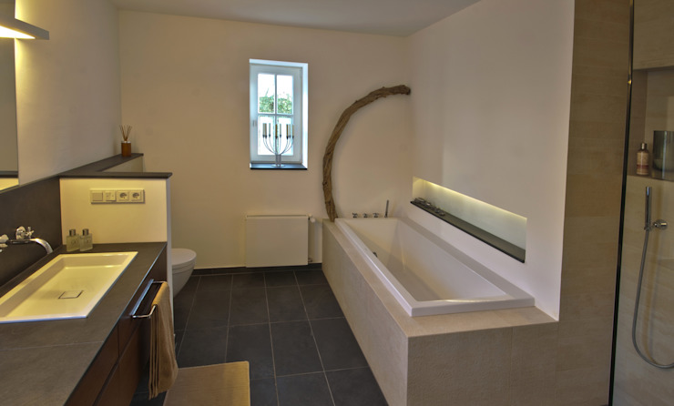 Moderne badkamers van Lichters Living Modern