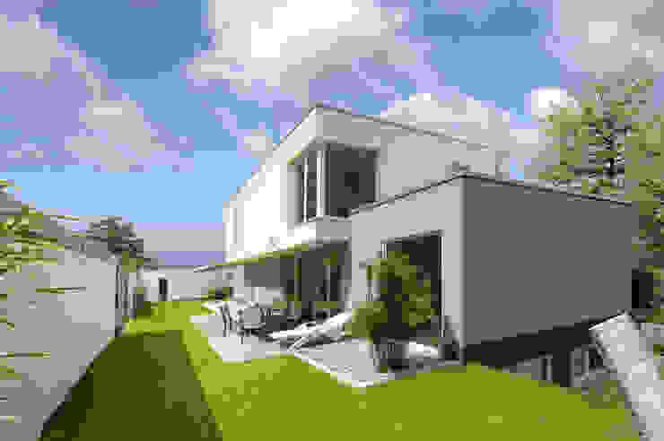 Modern houses by b2 böhme BAUBERATUNG Modern