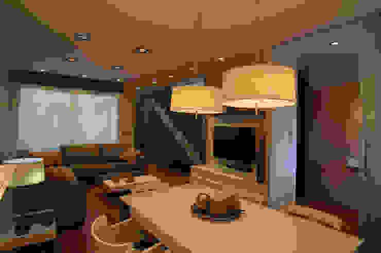Salas de jantar modernas por AZ Diseño Moderno