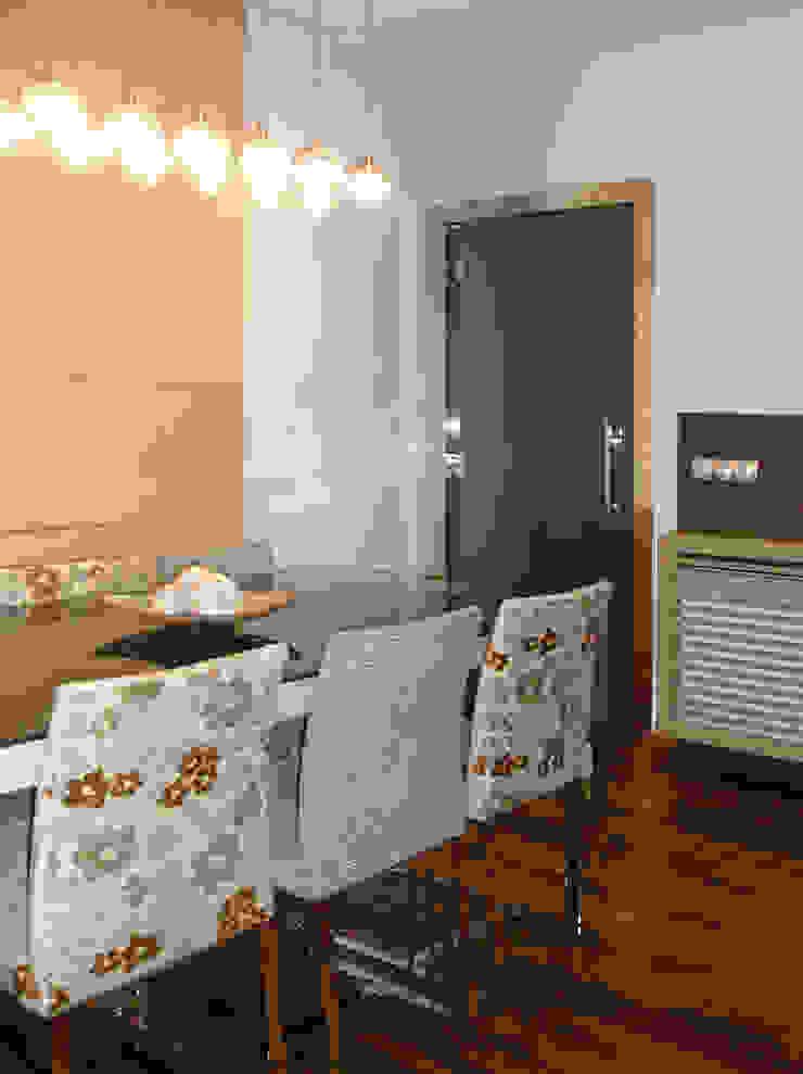Modern Dining Room by AZ Diseño Modern