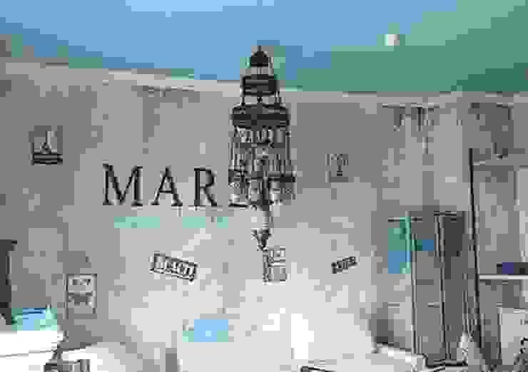 Eclectic style bedroom by art & grafik Eclectic