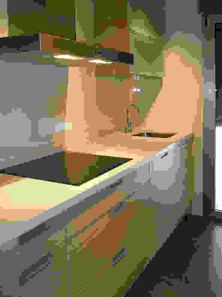 AZ Diseño モダンな キッチン