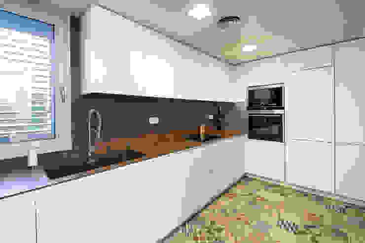 Vivienda con toques Vintage Cocinas de Blank Interiors