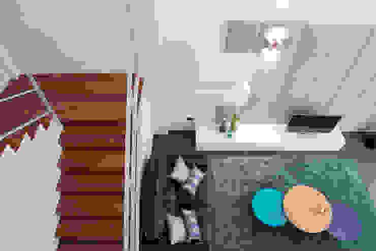 Salas modernas de vm taller de proyectos Moderno