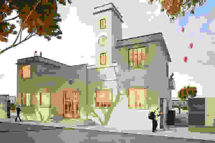 Casas modernas de QBatelier + FèRiMa Moderno