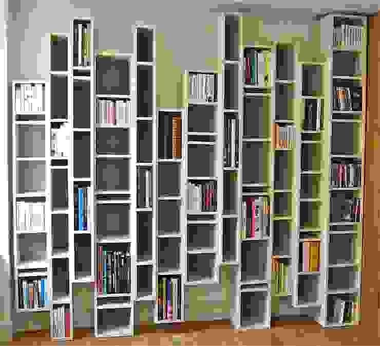 Libreria City de Ines Benavides Moderno